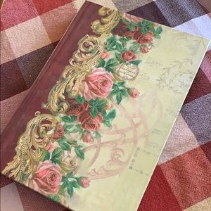 Floral Journal with Lined Paper